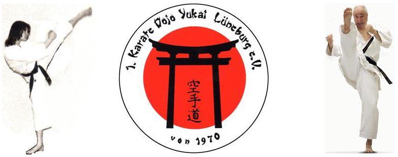 1.Karate Dojo Yukai Lüneburg e.V. von 1970 Logo